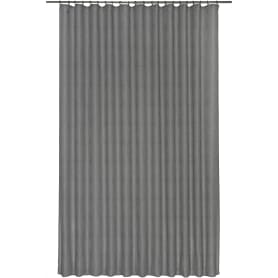 Тюль на ленте Valentina, 250x260 см, цвет серый