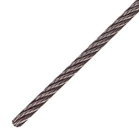 Трос нержавеющий стальной 2.0 мм, 10 м