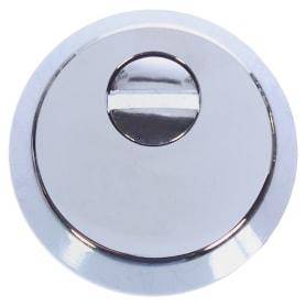 Броненакладка Fuaro DEF 5513 CP, сталь, цвет хром