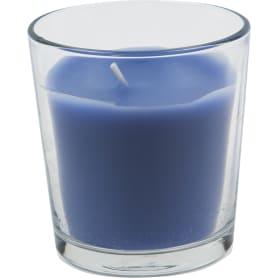 Свеча ароматизированная в стакане «Лаванда»