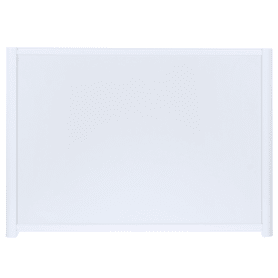 Экран под ванну торцевой «Премиум А» 75 см цвет белый