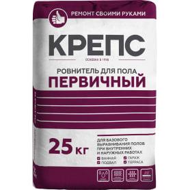 Ровнитель для пола Крепс Первичный 25 кг