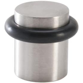 Стопор дверной, 3.5х3.2 см, нержавеющая сталь