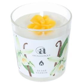 Ароматизированная свеча «Белая ваниль»