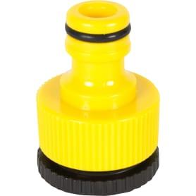 Адаптер на кран быстрого соединения, 1/2-3/4 дюйма.