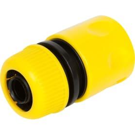 Коннектор для шланга быстросъёмный, 1/2-5/8 дюйма.