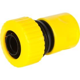 Коннектор для шланга быстросъёмный 3/4 дюйма.