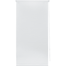 Штора рулонная «Полосы» 40х160 см, цвет белый