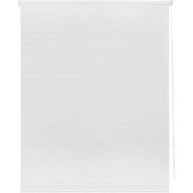 Штора рулонная «Полосы» 60х160 см, цвет белый
