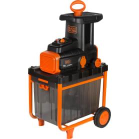 Измельчитель садовый электрический Black&Decker BEHT201 2800 Вт