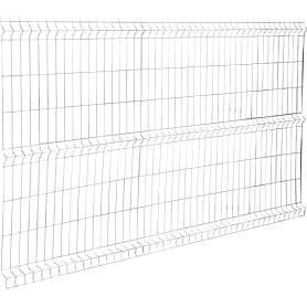 Панель заборная Grand Line, Light 1.53х2.5м, цинк Zn