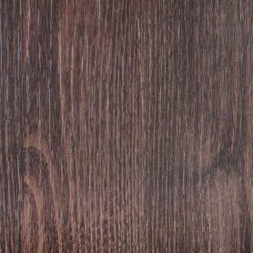 Деталь мебельная 800х200х16 мм ЛДСП, цвет дуб термо тёмный, кромка со всех сторон