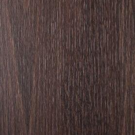 Деталь мебельная 1200х300х16 мм ЛДСП, цвет дуб термо тёмный, кромка со всех сторон