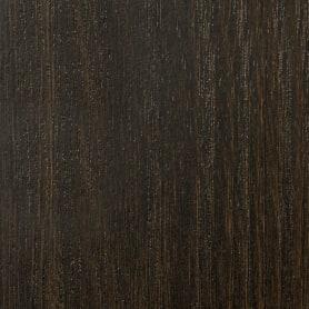 Деталь мебельная 2700х100х16 мм ЛДСП, цвет дуб термо тёмный, кромка с длинных сторон