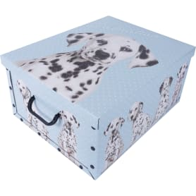 Короб с ручками «Собаки», 39х50х24, картон