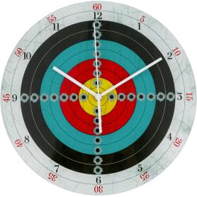 Часы настенные «Мишень», 30 см