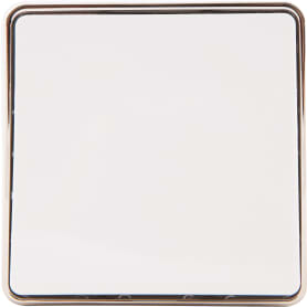 Выключатель Gallant, 1 клавиша, цвет белый