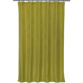 Штора на ленте «Жаккард», 135х180 см, цвет оливковый