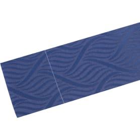 Ламели для вертикальных жалюзи «Флэйм» 180 см, цвет синий, 5 шт.