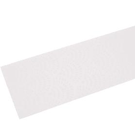 Ламели для вертикальных жалюзи «Павлин» 180 см, цвет белый, 5 шт.