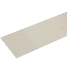 Ламели для вертикальных жалюзи «Ривьера» 180 см, цвет бежевый, 5 шт.