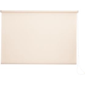 Штора рулонная Inspire Шантунг 120х175 см цвет бежевый