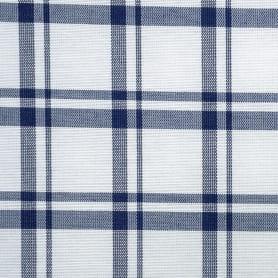 Скатерть «Скарлет», 140х160 см, полиэстер, цвет синий