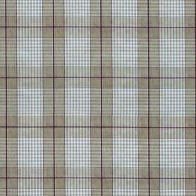 Скатерть «Клетка бежевая», ПВХ, 220x140 см