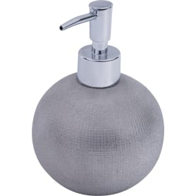Диспенсер для жидкого жидкого «Silver», керамика