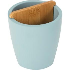 Стакан для зубных щёток «Blue Lagoon» цвет голубой