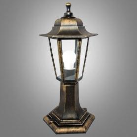 Столб уличный Apeyron «Оскар» 11-97, 1хЕ27, цвет бронза