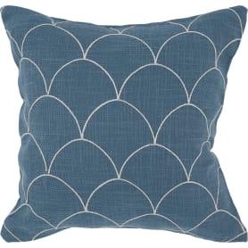 Наволочка декоративная GreatGatsby, 40x40 см, цвет синий