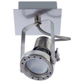 Спот поворотный Technic, 1 лампа, 0.5 м², цвет хром