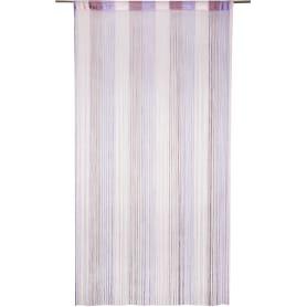 Штора нитяная Inspire, 150х280 см, цвет розовый/фиолетовый