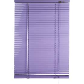 Жалюзи 60х155 см, алюминий, цвет фиолетовый