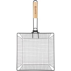 Решётка для гриля Grifon с антипригарным покрытием, 31x31x5.5 см, сталь 1.5 мм