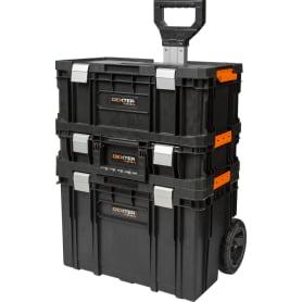 Ящик для инструментов Dexter Pro на колёсах