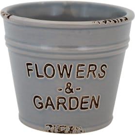 Кашпо-кактусник «Цветы и сад», 8 см