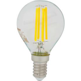 Лампа светодиодная Osram E14 220 В 5 Вт шар 660 лм, холодный белый свет
