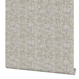 Обои флизелиновые Rasch Mosaique коричневые 1.06 м 919431