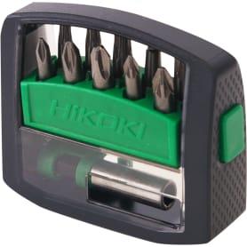 Набор бит Hikoki Assorti, 25 мм, 1/4 дюйма, 11 шт.