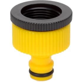 Адаптер на кран быстрого соединения 3/4-1 дюйм.