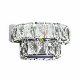 Бра светодиодное Grasia 90059/2, 5 м2, холодный белый свет