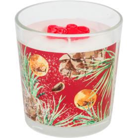Свеча ароматизированная «Новогодняя ель»