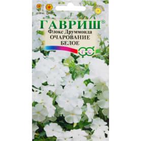 Флокс «Очарование белое Друммонд», 0.05 г