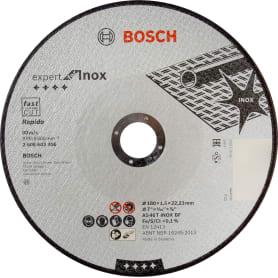 Диск отрезной по нержавейке Bosch, 180x1.6 мм