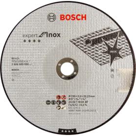 Диск отрезной по нержавейке Bosch, 230x2 мм