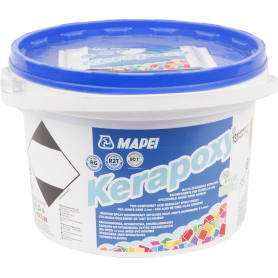 Затирка эпоксидная Mapei Kerapoxy 131 цвет ваниль 2 кг