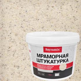 Штукатурка мраморная Bayramix «Magnolia White-K» 15 кг