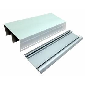 Комплект направляющихSpaceo1583 мм цвет серебро